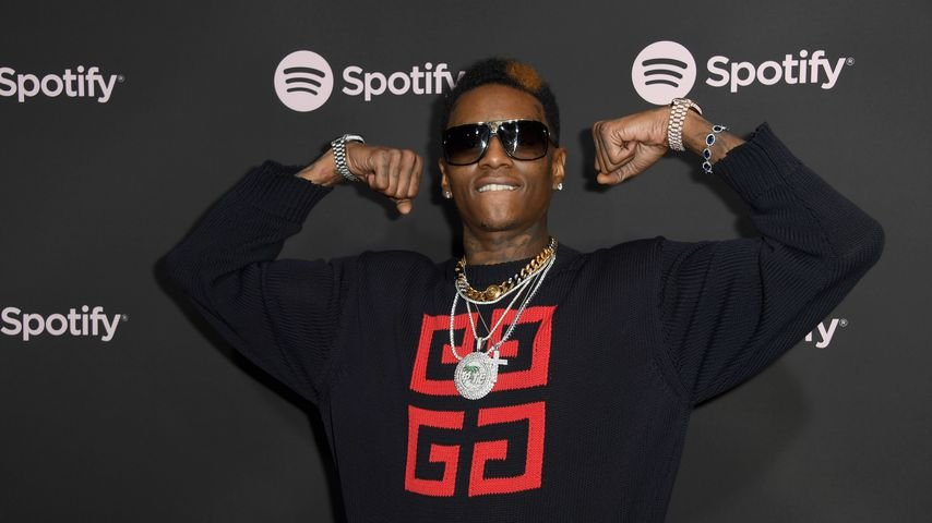 Rapper Soulja Boy, Februar 2019