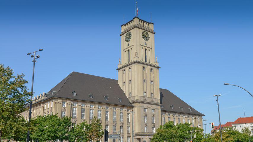 """Rathaus Schöneberg, Drehort von """"Babylon Berlin"""""""