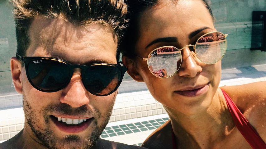 Pärchen-Urlaub: Raúl Richter genießt die Zeit mit Freundin