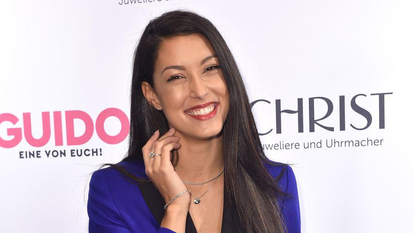 Rebecca Mir im November 2018 in München