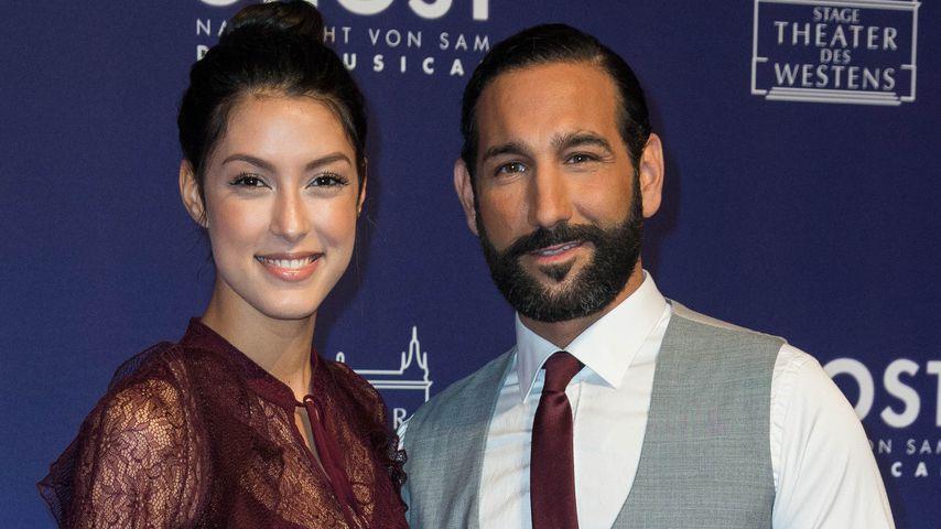 Promi-Baby-Trend: Bald auch Nachwuchs bei Rebecca & Massimo?