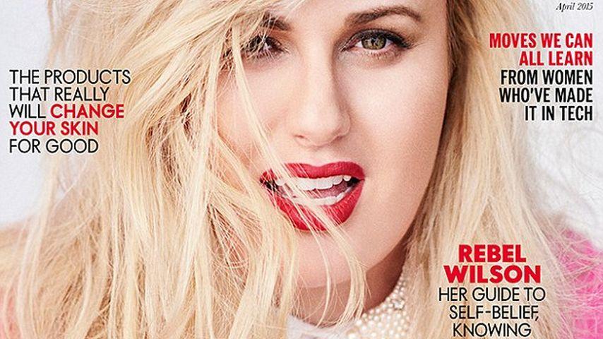 Wow! Rebel Wilson verblüfft mit sexy Magazin-Cover