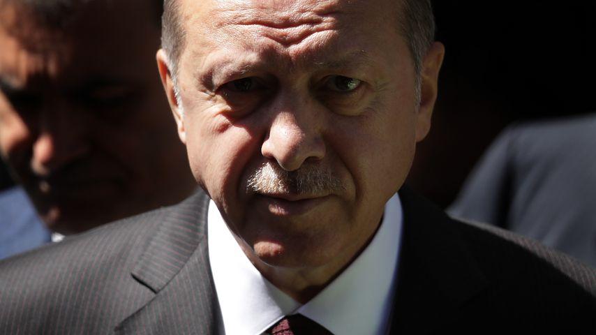 Recep Tayyip Erdogan, türkisches Staatsoberhaupt
