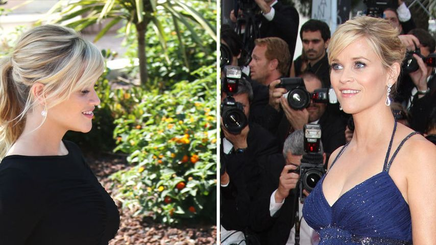 Reese Witherspoon: So schön schwanger in Cannes