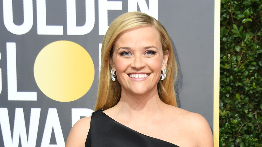 Reese Witherspoon bei den 75. Golden Globe Awards