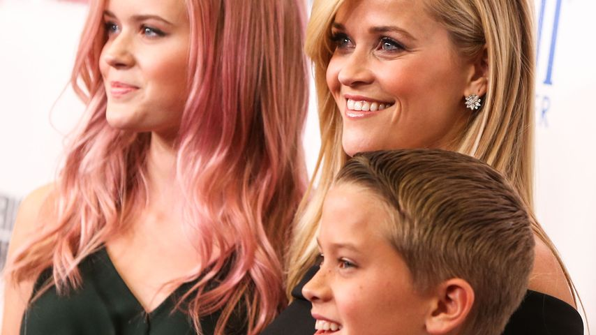 Reese Witherspoon, Ava Phillippe und Deacon Phillippe