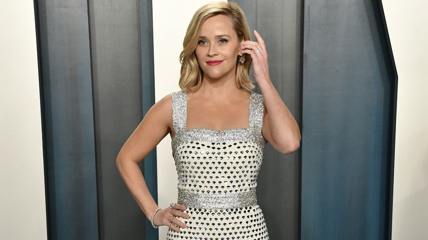 Reese Witherspoon im Februar 2020
