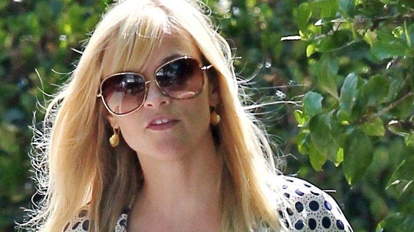 Reese Witherspoon watschelt schwanger durch Cannes