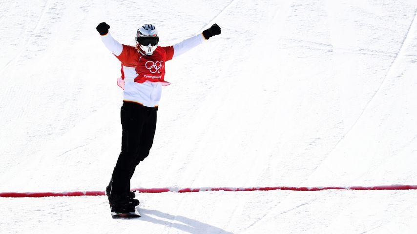 Regino Hernandez, spanischer Snowboardcross-Profi