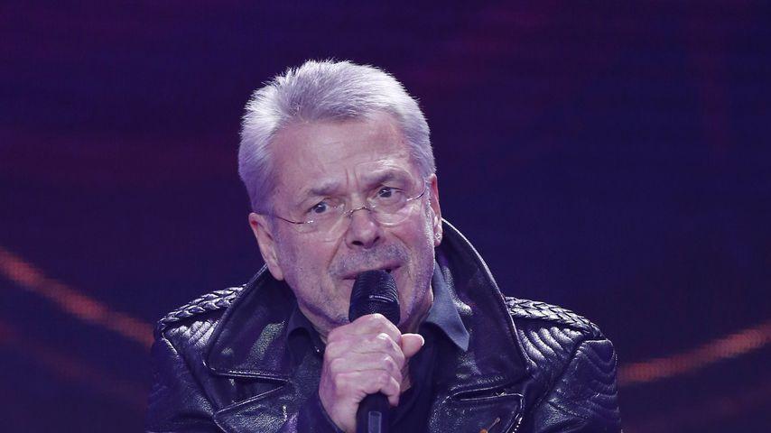 Reinhard Mey im März 2013 in Berlin