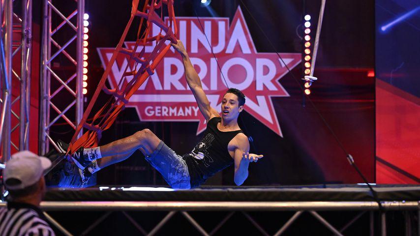 "René Casselly bei ""Ninja Warrior Germany"""