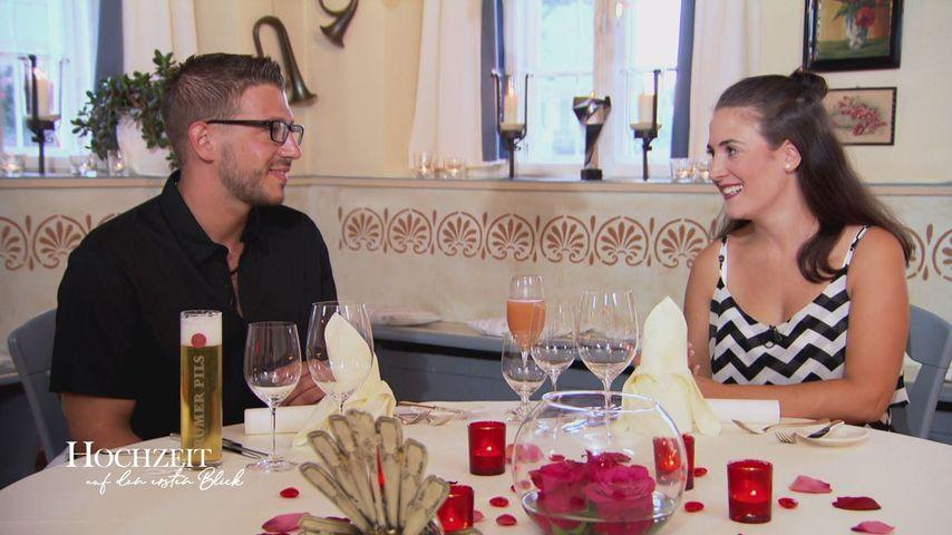 """René und Daniela in der fünften Folge von """"Hochzeit auf den ersten Blick"""""""