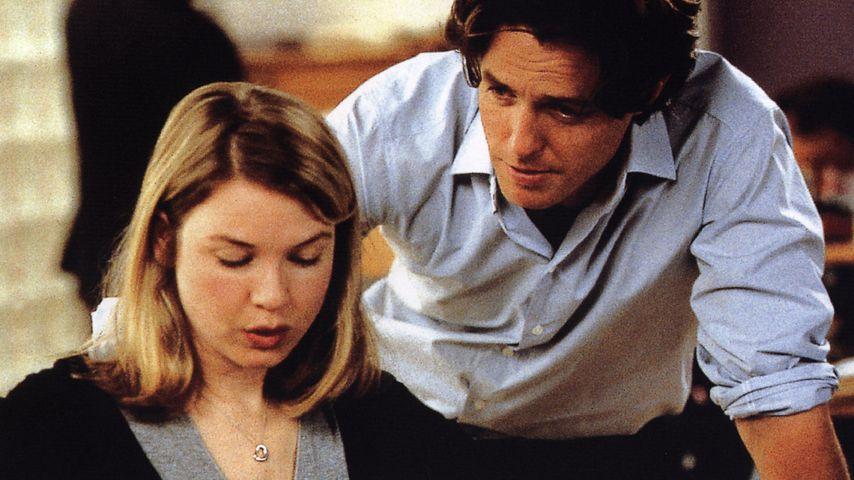"""Renée Zellweger und Hugh Grant in """"Bridget Jones"""""""