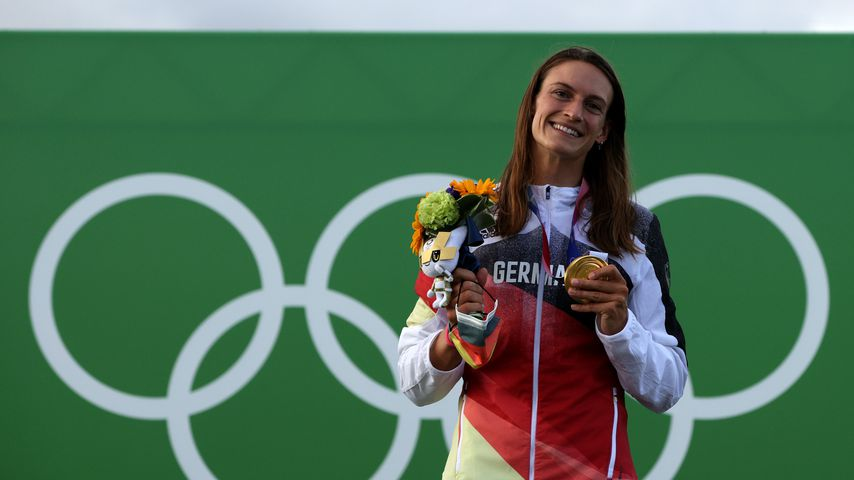 Erstes Olympia-Gold: Kanutin lässt Deutschland-Fans jubeln