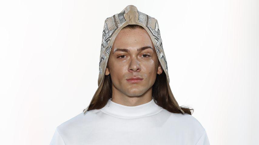 Riccardo Simonetti auf der Fashion Week in Berlin
