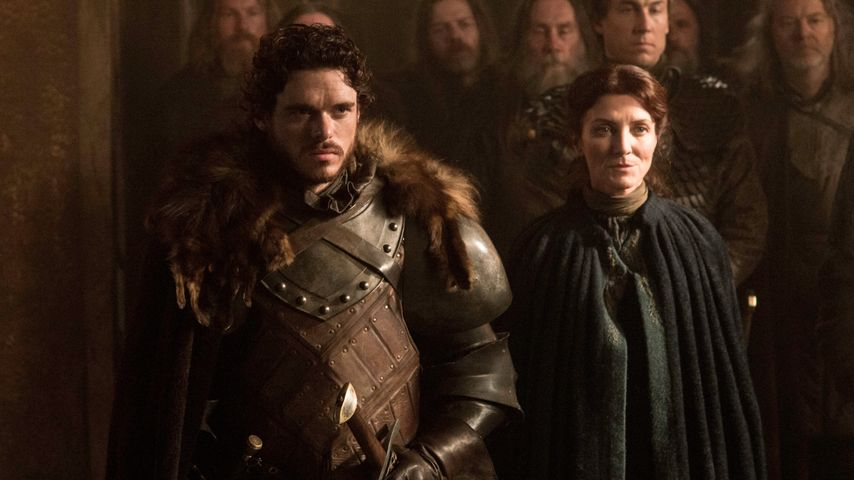 "Richard Madden und Michelle Fairley in ""Game of Thrones"""