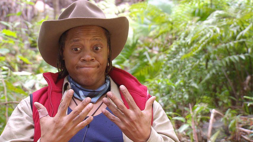 Ricky Harris im Dschungelcamp