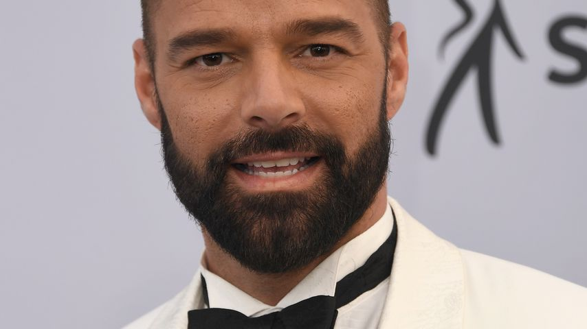 Ricky Martin bei den SAG-Awards in L.A. im Januar 2019
