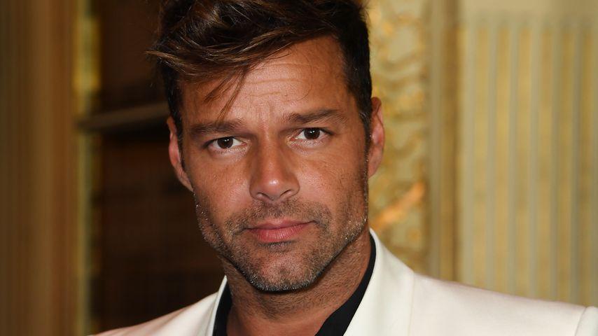 Ricky Martin: Süßer Red-Carpet-Auftritt mit seinen Kindern