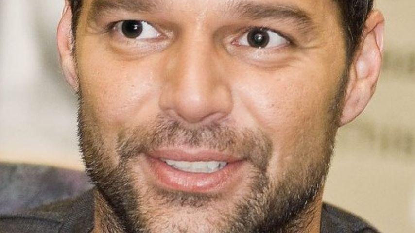 """Ricky Martin: """"Ich will gleiche Rechte für alle!"""""""