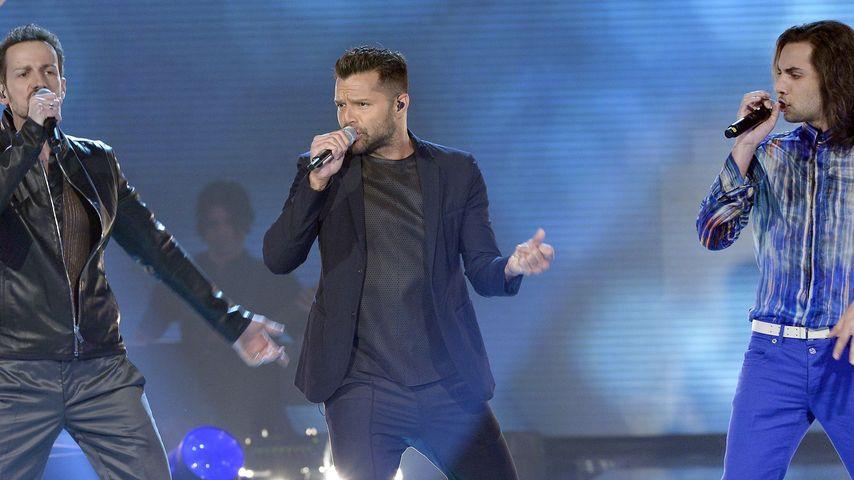 "Darum macht Ricky Martin ""The Voice Australia"""