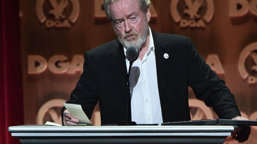 Film-Legende feiert runden Geburtstag: Ridley Scott wird 80!