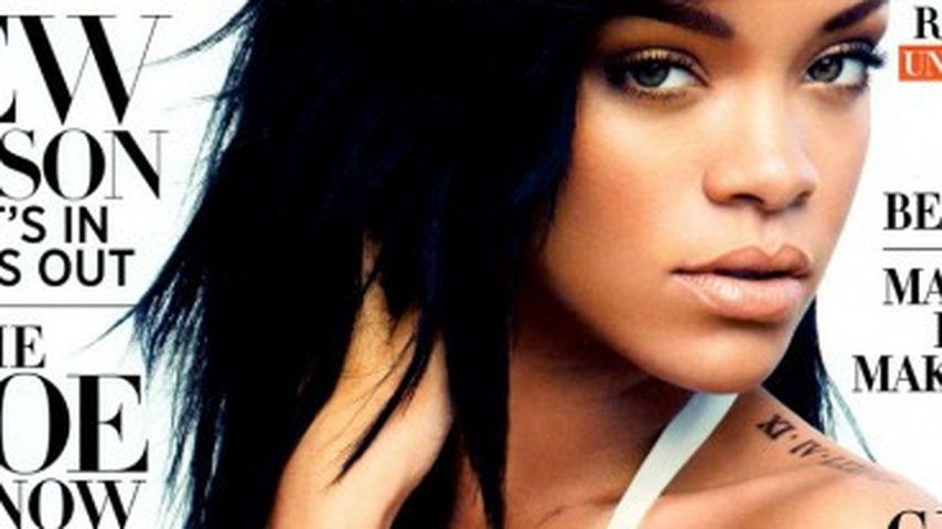 Pure Eleganz! Rihanna zeigt sich wie ein Model