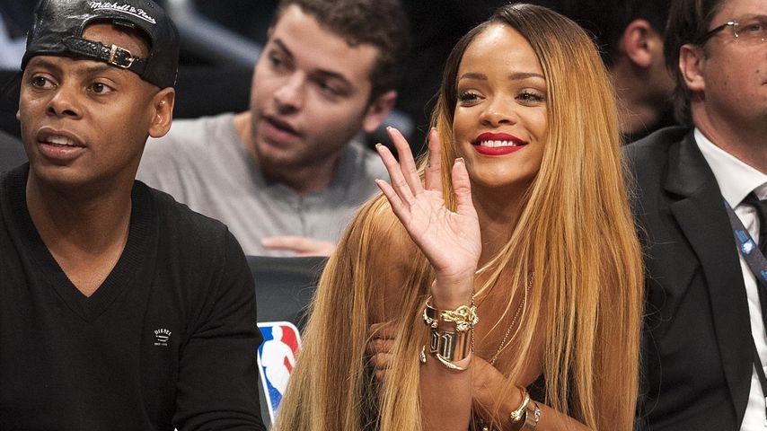 Großzügige Spende! Rihanna hilft den Taifun-Opfern