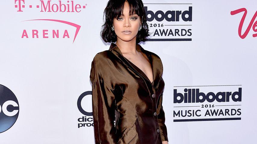 Tragische LKW-Attacke in Nizza: Rihanna war vor Ort!