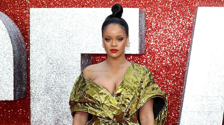 """Rihanna bei der UK-Premiere von """"Ocean's 8"""""""