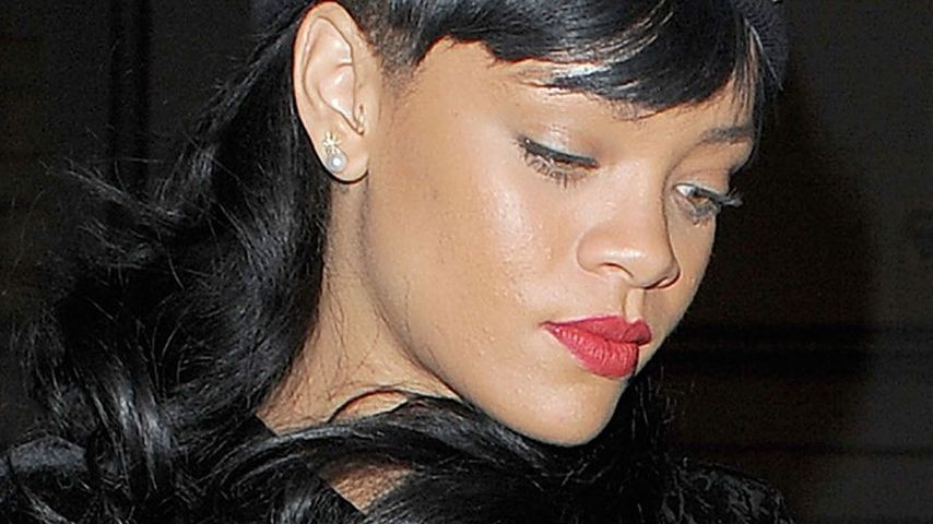 Außer Kontrolle? Rihanna soll sich Hilfe suchen