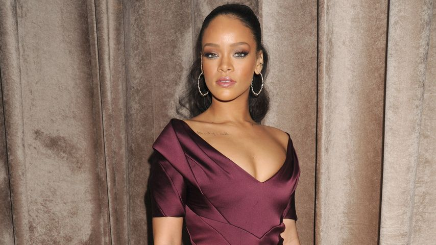 Rihanna ganz elegant: Warum auf einmal so brav?