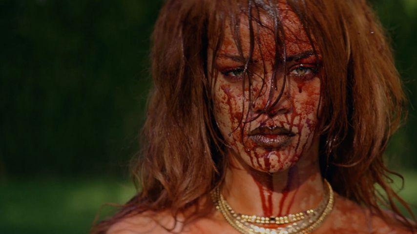 Gangster-Braut: Rihanna wird zum blutigen Rache-Engel!