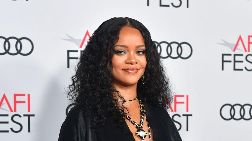 Rihanna im November 2019 in Hollywood