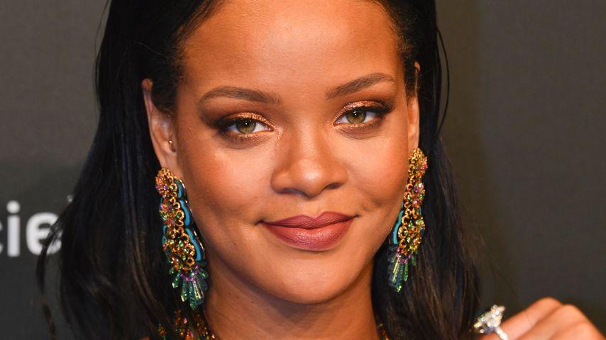 Huch: Wütende Rihanna zeigt Pistolen-Finger