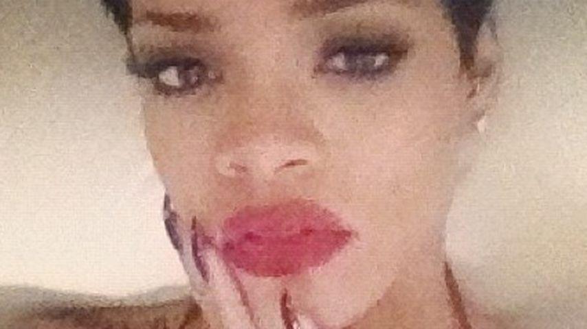 Mega-Party: Rihanna übergibt sich auf Tanzfläche!