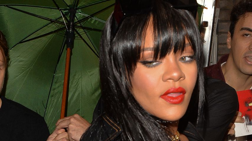 Musikerin Rihanna in London im September 2019