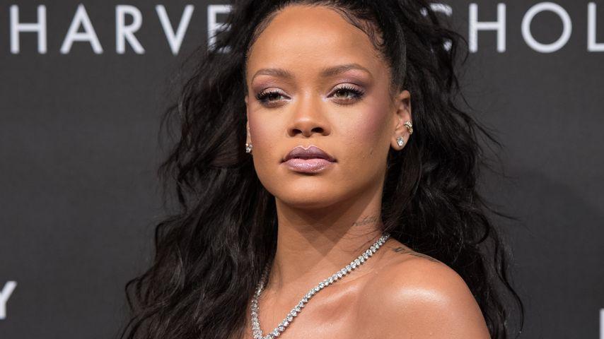 Irres Gerücht: Gehört Rihanna zu den Illuminaten?