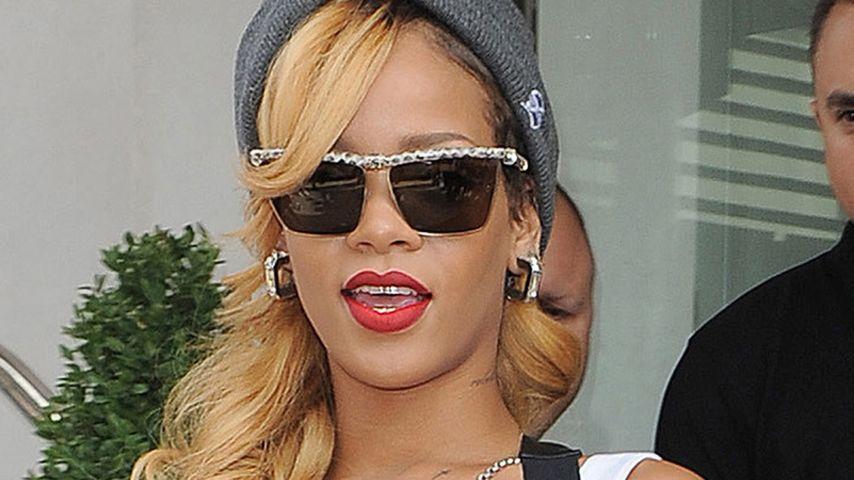 Exotischer Urlaub: Fliegt Rihanna ins All?