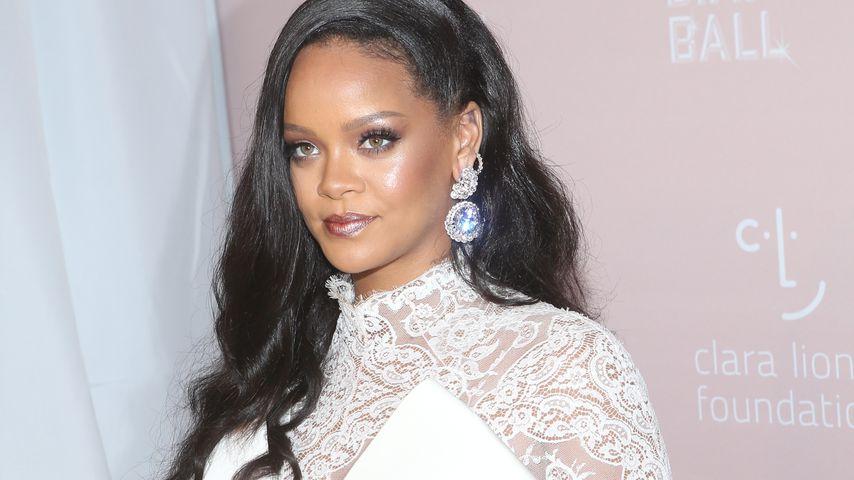 Rihanna beim Diamond Biall der Clara Lionell Foundation