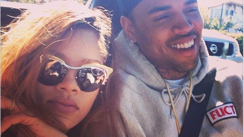 Liebeschaos! Sind Rihanna & Chris Brown wieder ein Paar?