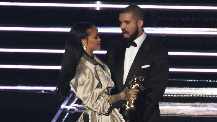Ansage: Rihanna will nicht mehr mit Drake zusammenarbeiten!
