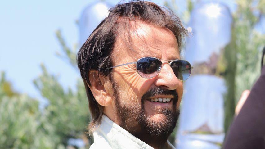 Ringo Starr, ehemaliger Drummer von The Beatles