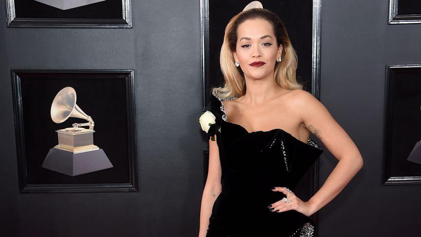 Rita Ora bei den Grammys 2018