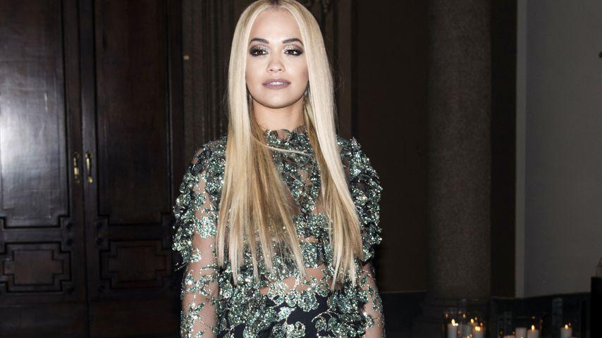 Wow-Auftritt: Rita Ora begeistert italienische Mode-Szene