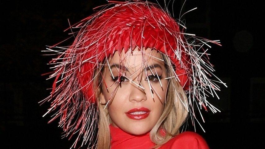 Rita Ora in London, Oktober 2019