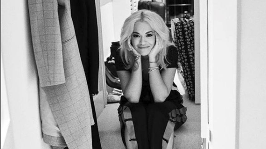 Sängerin Rita Ora