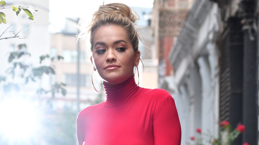 Rita Ora in New York