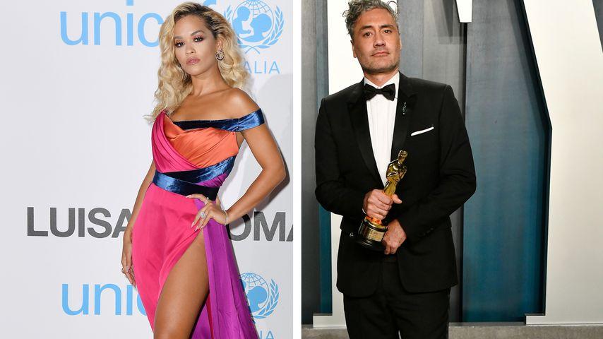 Geht da was bei Rita Ora und Oscar-Gewinner Taika Waititi?