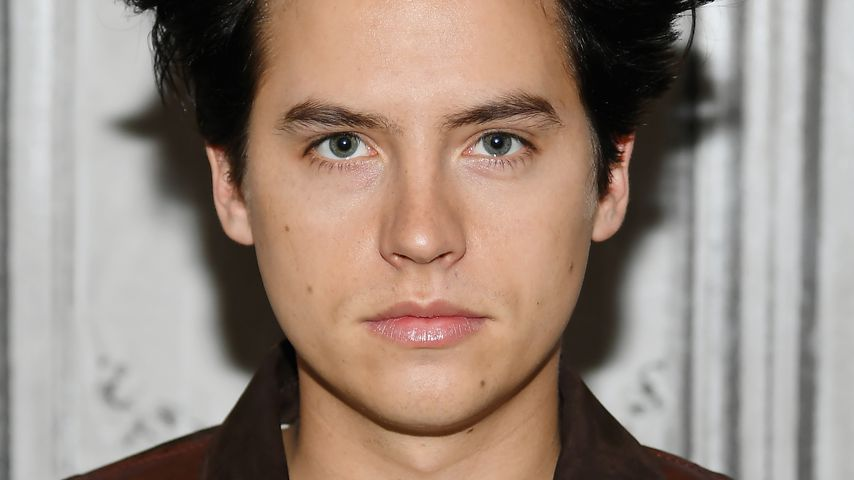 """""""Riverdale""""-Star Cole Sprouse"""